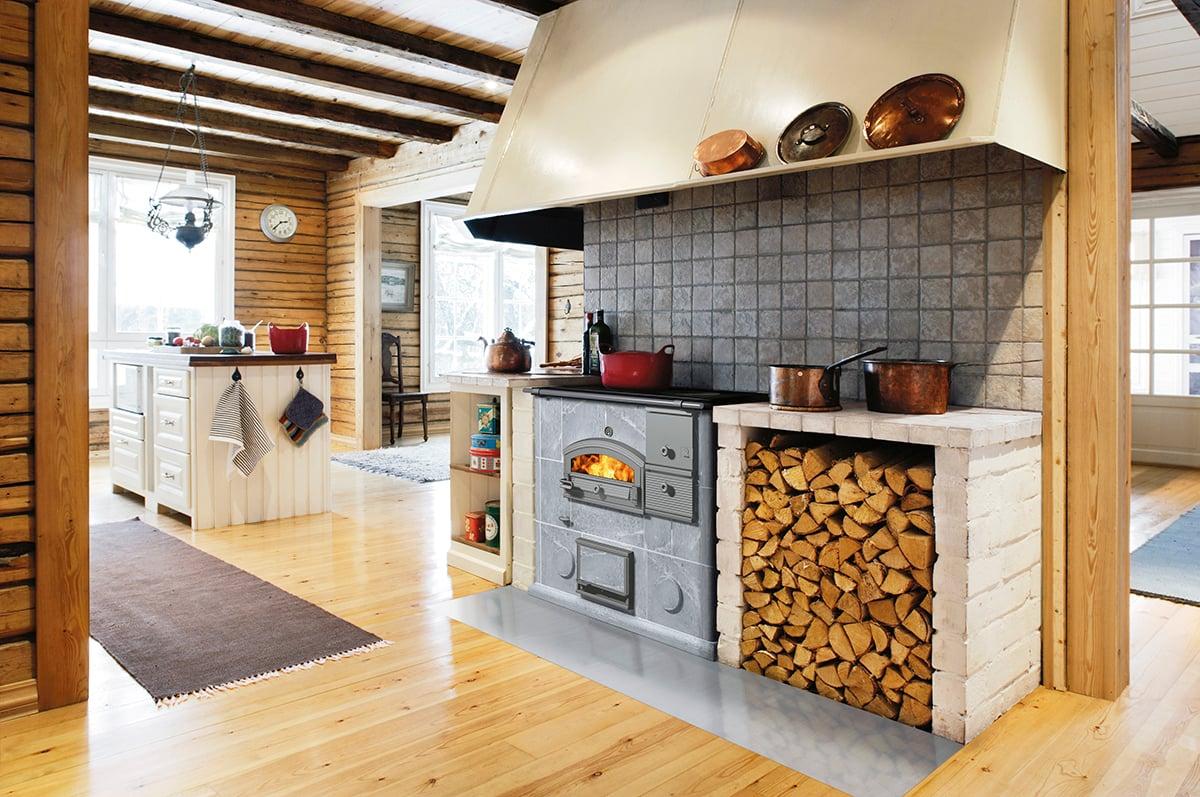 Liesileivinuuni on kodin monipuolinen lämmittäjä