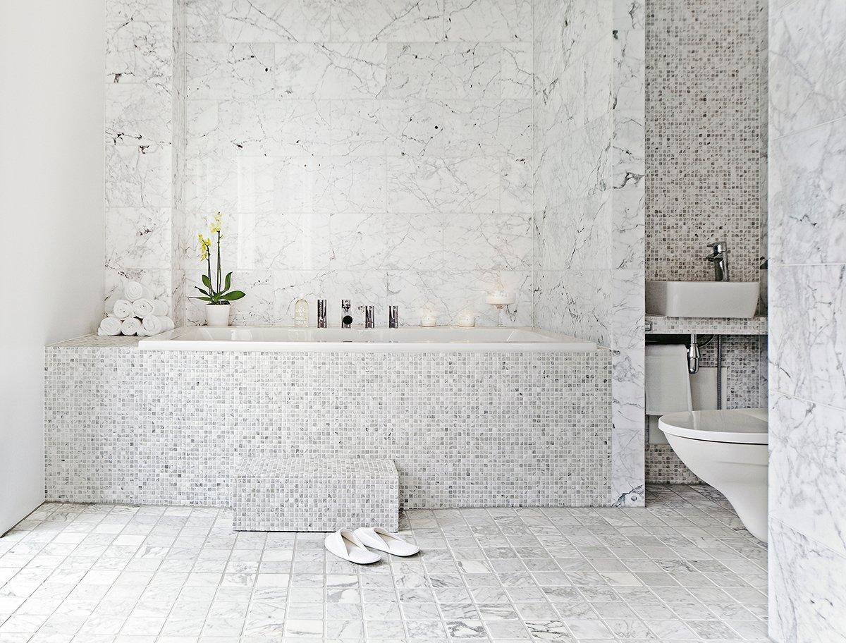 Bianco Carrara antaa valoisan tunnelman