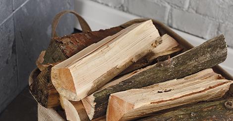 Uunissa poltettavat klapit tulisi olla kuivia