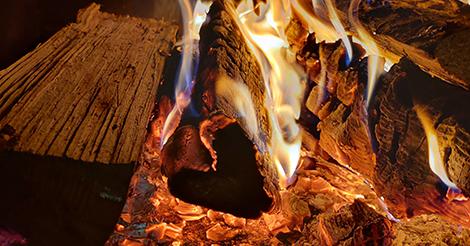 Puulämmitys on ekologista lämmitystä